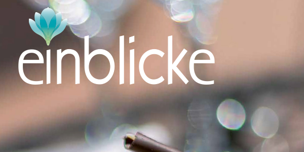 In-house newsletter: einblicke